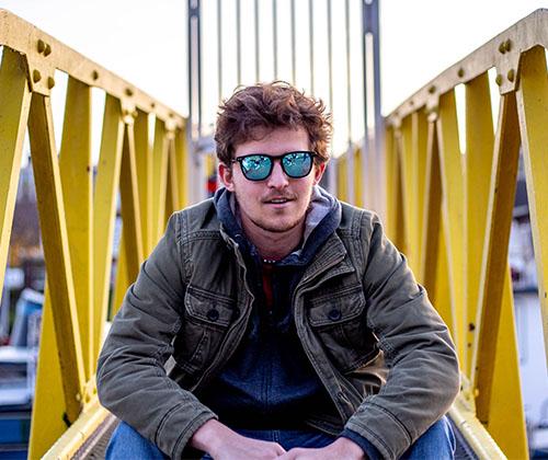 lunettes de soleil carrées